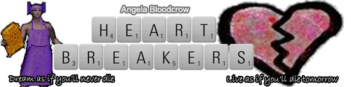 Angela Blood Crow Banner