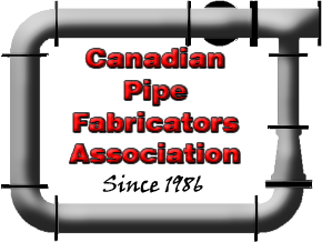 Canadian Pipe Fabricators Association Logo