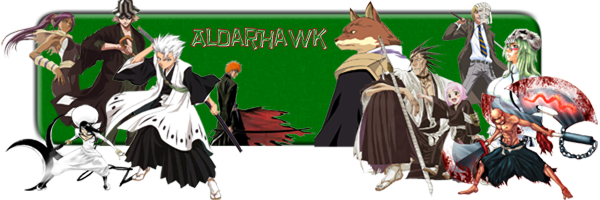 AldarHawk Bleach Signature